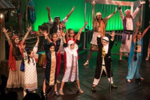 Akiva Players - The Magic Lamp