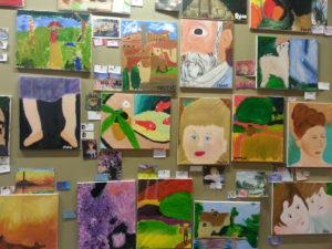Grade 6 Art Museum 1
