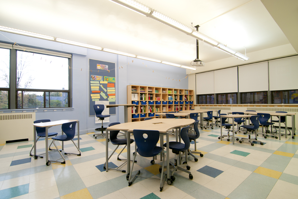 New classroom design to promote more active learning for Classroom layout designer