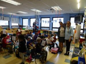 Kindergarten Israel trip