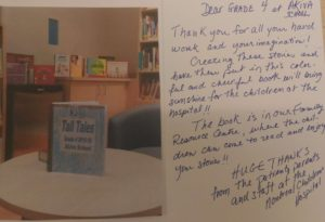 Thank you for Montreal Children's Hospital2