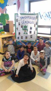 Kindergarten - inventors
