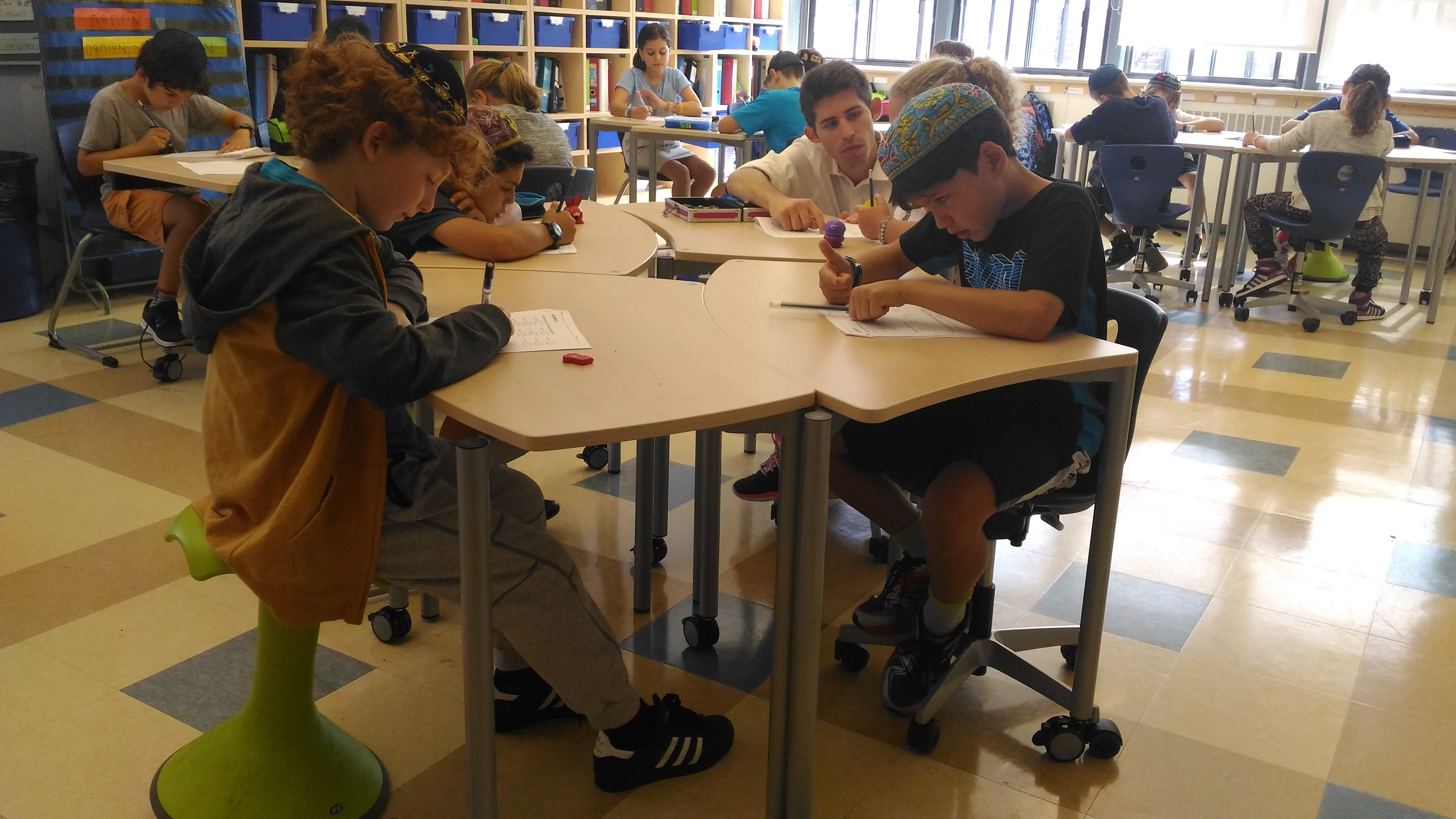 Classroom Design To Promote Literacy : New classroom design to promote more active learning