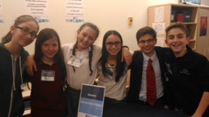 akiva-alumni-at-open-house